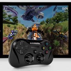 SteelSeries Stratus, um controle Bluetooth para gamers de iPhone e iPad