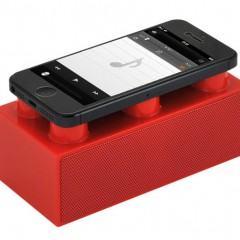 BricS, uma caixa de som estilo LEGO