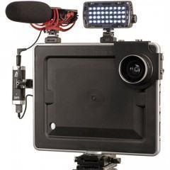 Padcaster, para quem realmente leva a sério a proposta de usar o iPad para gravar vídeos