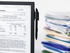 Sony Digital Paper, a folha de papel mais cara do mundo