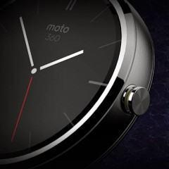 Moto 360, o smartwatch da Motorola com Android Wear