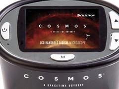 Microscópio Digital Portátil da Série Cosmos: A Space-Time Odyssey