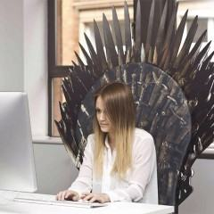 Game of Thrones: Transforme sua cadeira no Trono de Ferro