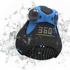 360cam, uma câmera à prova d'água que grava vídeos em 360 graus!