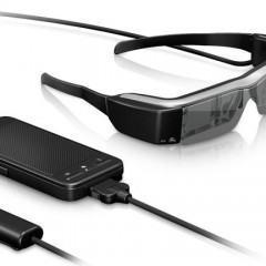 Óculos Moverio BT-200 da Epson