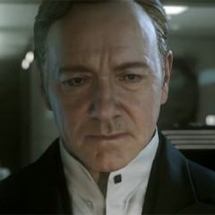 Call of Duty: Advanced Warfare com a incrível presença de Frank Underwood, ou melhor, Kevin Spacey