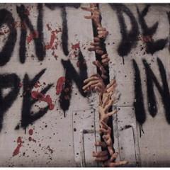 Toalha de Praia The Walking Dead: Não Abra!