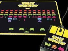 Space Invaders Mouse USB e Mouse Pad!