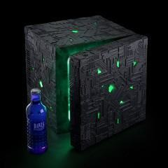 Geladeira Cubo Borg