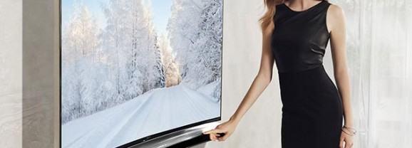 Curved Soundbar da Samsung acompanha todos os ângulos da sua HDTV