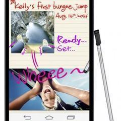 LG G3 Stylus chama a atenção pelo preço que ainda não foi divulgado