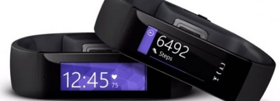 Microsoft Band, uma pulseira esperta para Windows Phone, iOS ou Android