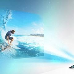 Lenovo Yoga Tablet 2 Pro tem projetor integrado e som surround!
