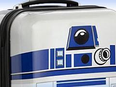 Mala do R2-D2, era este o dróide que você estava procurando?