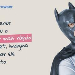 Baidu Browser, um navegador rápido e leve