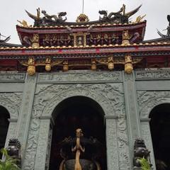 Um dia mágico em Taipei