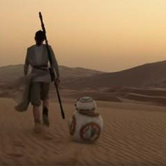 Trailer de Star Wars em versão extendida não é oficial, mas é de tirar o fôlego!
