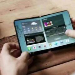 Smartphones com telas dobráveis: Samsung pode mostrar dois conceitos na MWC 2017