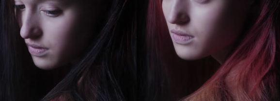 FIRE, uma tinta de cabelo que muda de cor com a temperatura do ambiente!