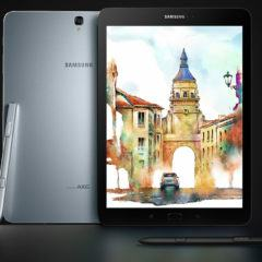 Galaxy Tab S3 e Galaxy Book, as apostas da Samsung para o mercado de tablets
