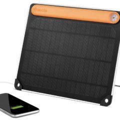 SolarPanel 5+, um painel solar portátil que você pode colocar na mochila