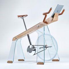 Fuoripista, uma bike de exercícios com suporte para tablets