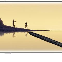 Galaxy Note 8, um smartphone Android para a todos governar