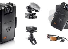 Venture, a câmera corporal para civis da Wolfcom