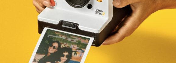 Polaroid OneStep 2,a câmera instantânea clássica está de volta