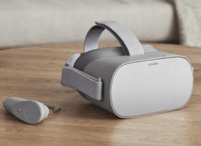 Oculus Go e Project Santa Cruz, novidades da Oculus