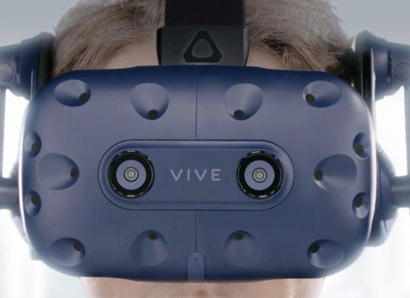 Vive Pro rouba a cena VR na CES 2018