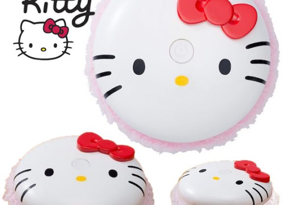 Hello Kitty Robô Aspirador com Mop