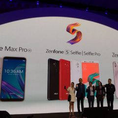 Zenfone 5 e sua turma chegam ao Brasil
