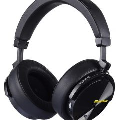 Bluedio T5S, um fone de ouvido Bluetooth com cancelamento ativo de ruídos