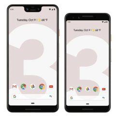Pixel 3 e Pixel 3 XL, os novos smartphones do Google