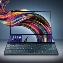ZenBook Pro Duo conta com uma tela extra com resolução 4K