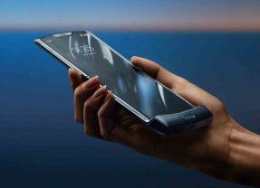 Motorola Razr ganha nova vida como smartphone dobrável