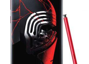 Note 10+ Star Wars Edition: eu quero muito!