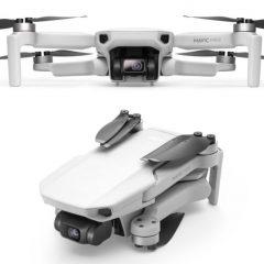 Mavic Mini: drone da DJI é tão leve e pequeno quanto poderoso