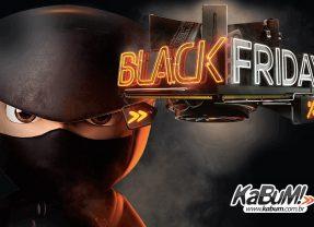 Black Friday KaBuM! supera 1 milhão de itens em oferta, com descontos de até 80%