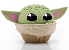 Baby Yoda vira caixa de som Bluetooth da Bitty Boomers