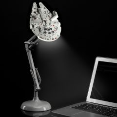 Luminária Millennium Falcon e outros gadgets bem legais