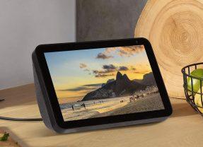 Amazon lança Echo Show 8 no Brasil