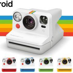 Nova Câmera Polaroid Now