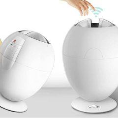 Lixeira Inteligente com Sensor de Movimento