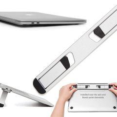 "Apoio para Notebooks ""Triyards Laptop Stand"" Feito de Alumínio Ultra Leve"