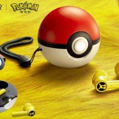 Fones de Ouvido Razer Pikachu Pokémon com Carregador Pokebola