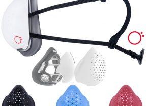 Máscara O2 Curve Super Confortável com Filtro de Partículas Até 0,1 Mícron