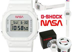 "Relógio Casio G-SHOCK NASA ""All Systems Go"""