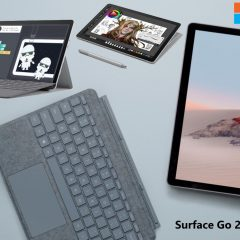 Surface Go 2, o Novo Laptop/Tablet 2-em-1 da Microsoft
